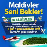 Maldivler Seni Bekler!