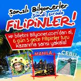 Şanslı Bilyonerler, Şimdi Sırada Filipinler!