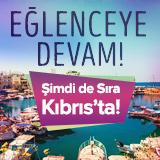 Bilyoner.com'da Eğlenceye Devam! Şimdi de Sıra Kıbrıs'ta!