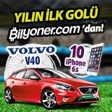 Yılın İlk Golü Bilyoner.com'dan!