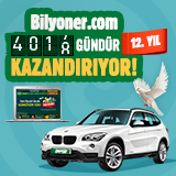 Bilyoner'de Çifte Şans: BMW X1 ve 12 MacBook Air!