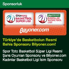 Bilyoner Kadınlar Basketbol Ligi Sponsorluk